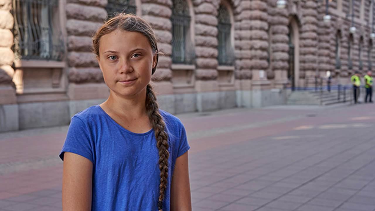 Greta Thunberg Made Dating Great Again?