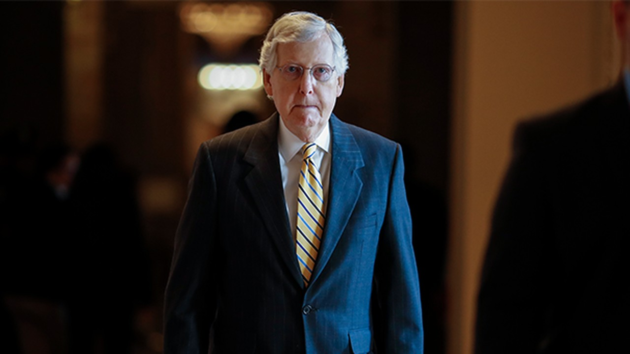 Mitch McConnell Gave a Big Gift to His Kentucky Constituents Ahead of  Re-election Bid