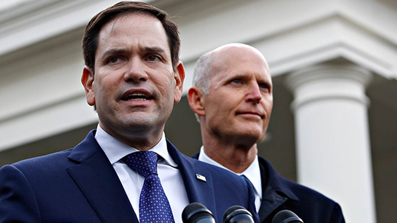 Rick Scott and Marco Rubio Ask the Pentagon to Recognize Pensacola Survivors and Victims