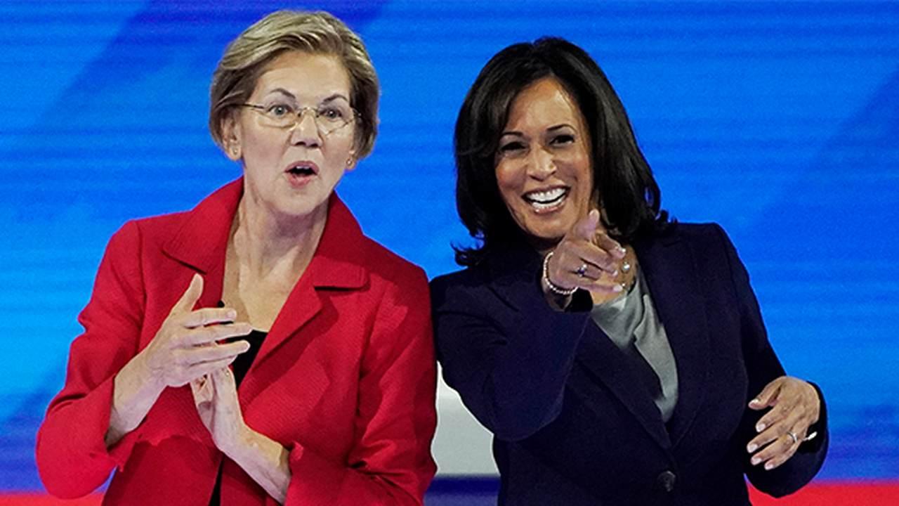 Women's Groups Rewrite History Ahead of Biden's VP Announcement