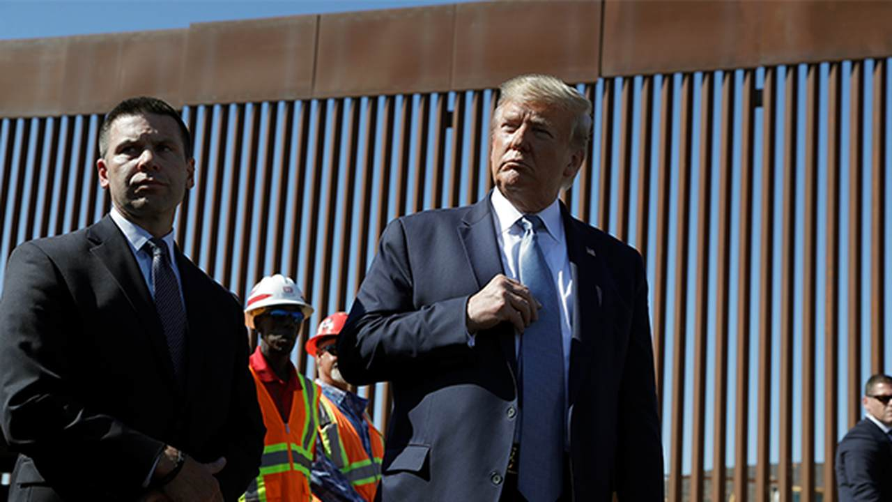The Highly-Anticipated Border Wall Just Hit a Major Milestone