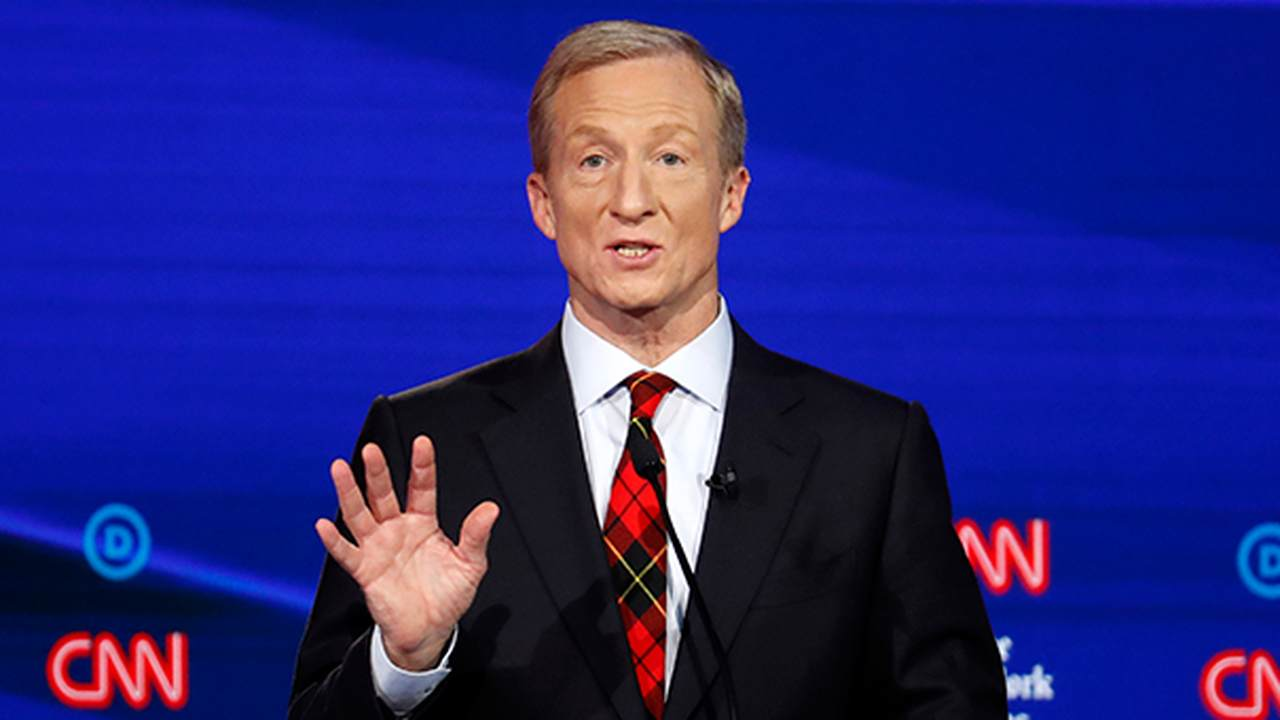 Radio Silence: Steyer Was Caught Off Guard By a Basic Economics Question