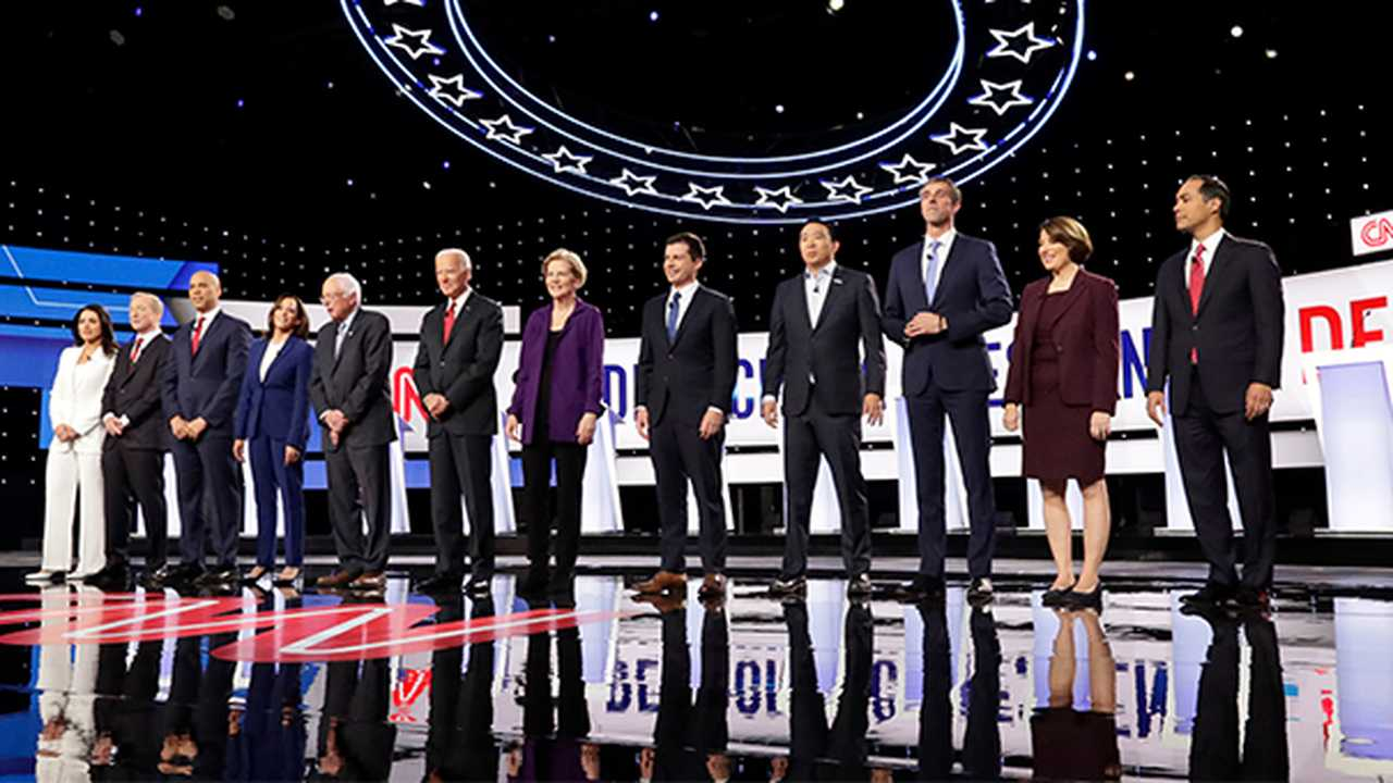 Donations From Lobbyists Going Mostly To Democratic Candidates