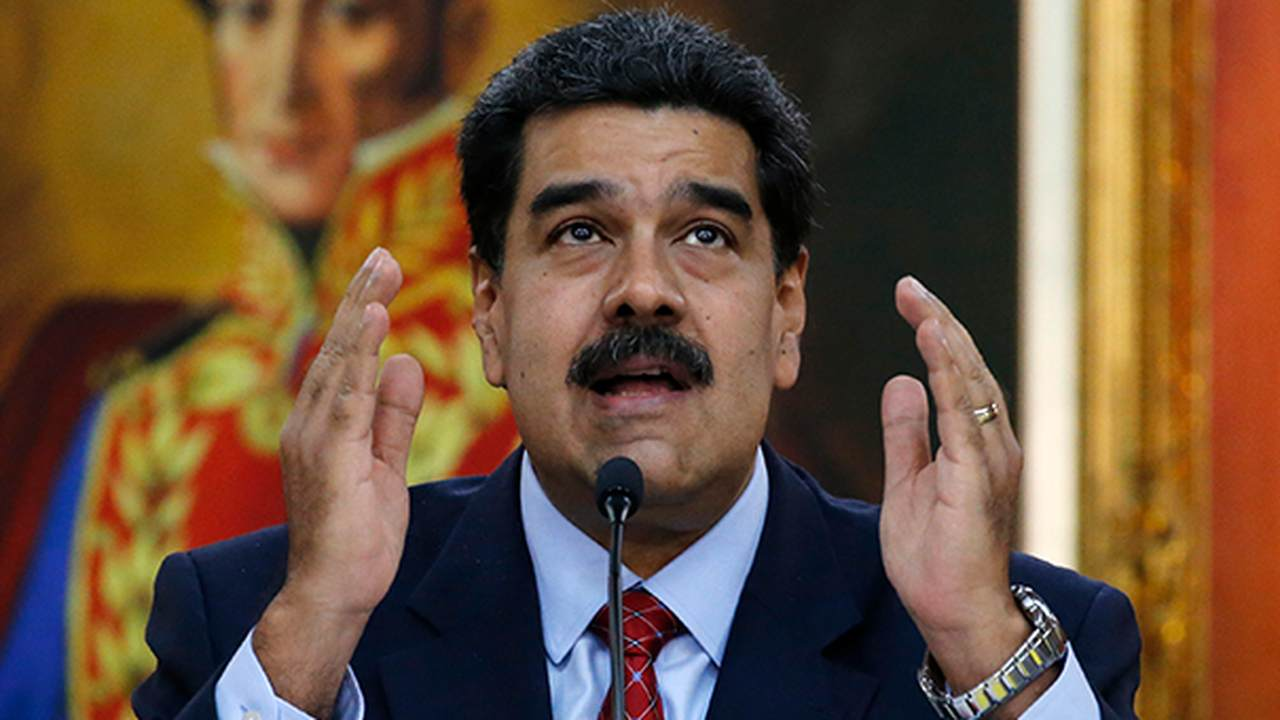 The Department of Justice Throws Down the Hammer on Venezuelan Dictator Nicolás Maduro