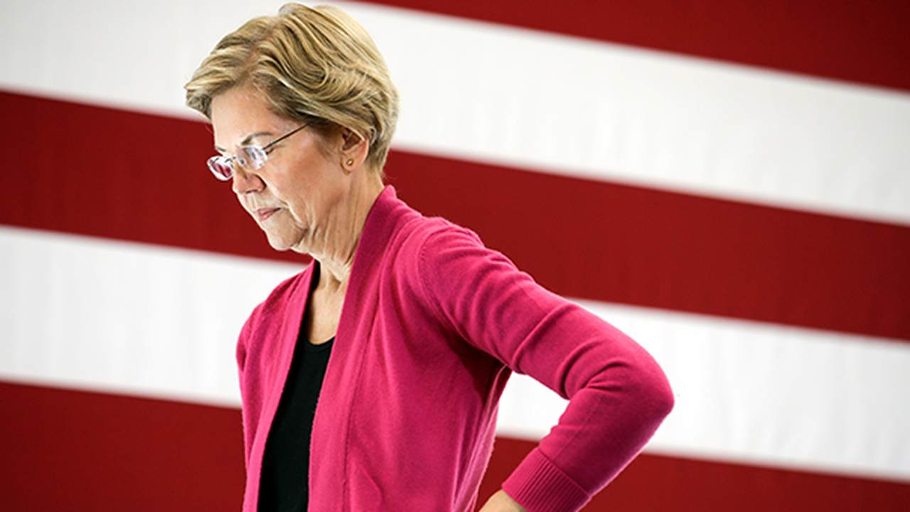 Billionaire Puts Elizabeth Warren in Her Place After She Repeatedly Targets Him on Campaign Trail