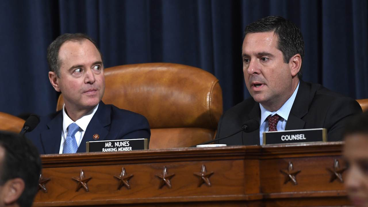 After IG Report, Nunes Tells Schiff 'It Is Clear You Are in Need of Rehab'