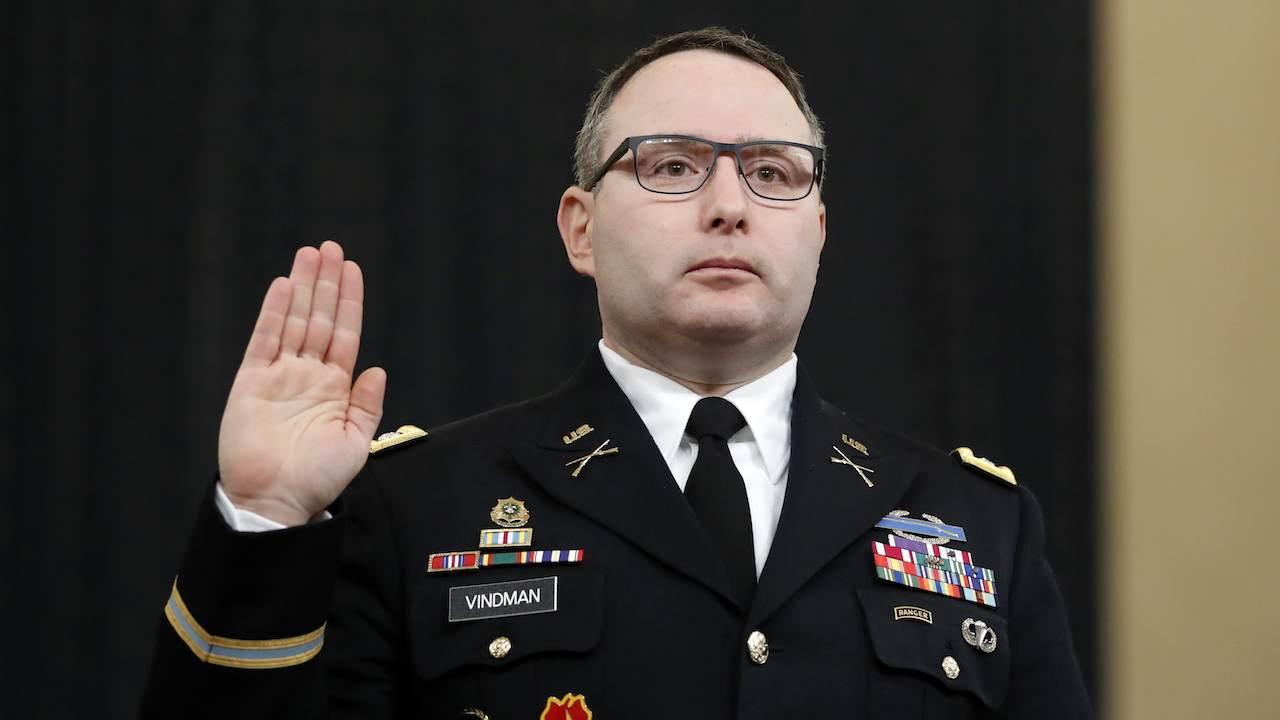 Lt. Col. Vindman Destroyed Democrats' Main Impeachment Arguments