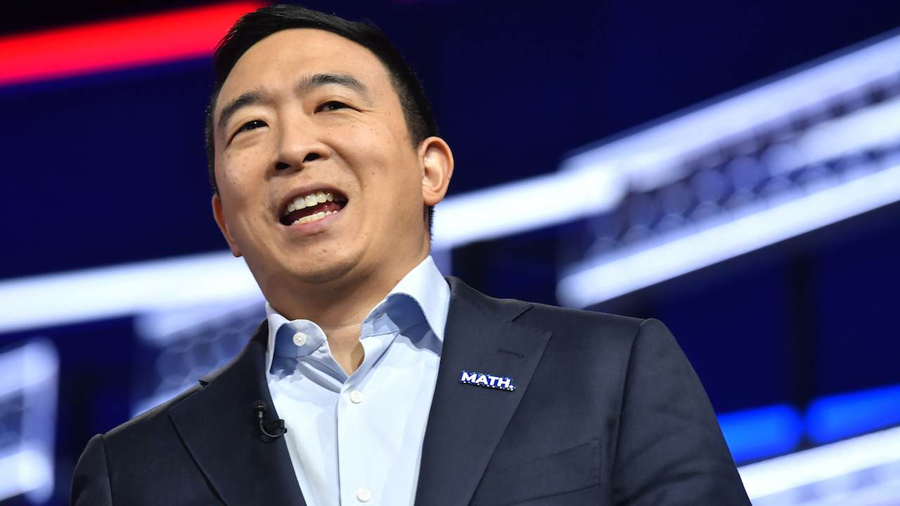 WATCH: Andrew Yang Releases Awkwardly Hilarious Ad With Dave Chappelle Ahead of Iowa Caucuses
