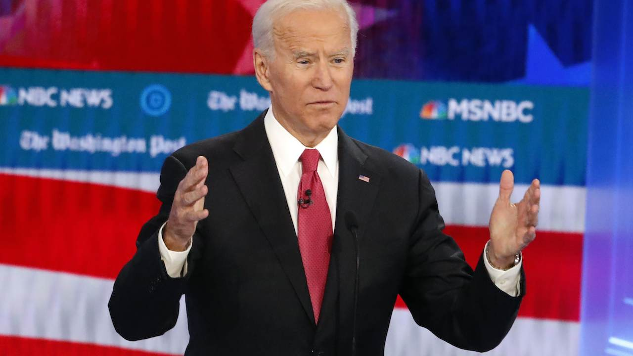 Joe Biden Voices His Anger as Virginia Senate Committee Rejects 'Assault Weapons' Ban
