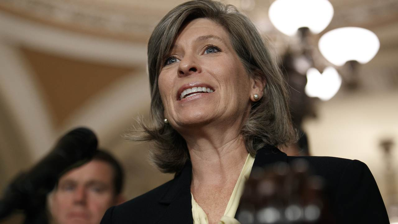 Why Joni Ernst Blames Schumer, Not Feinstein, for Walking Away from Her Bipartisan Violence Against Women Act