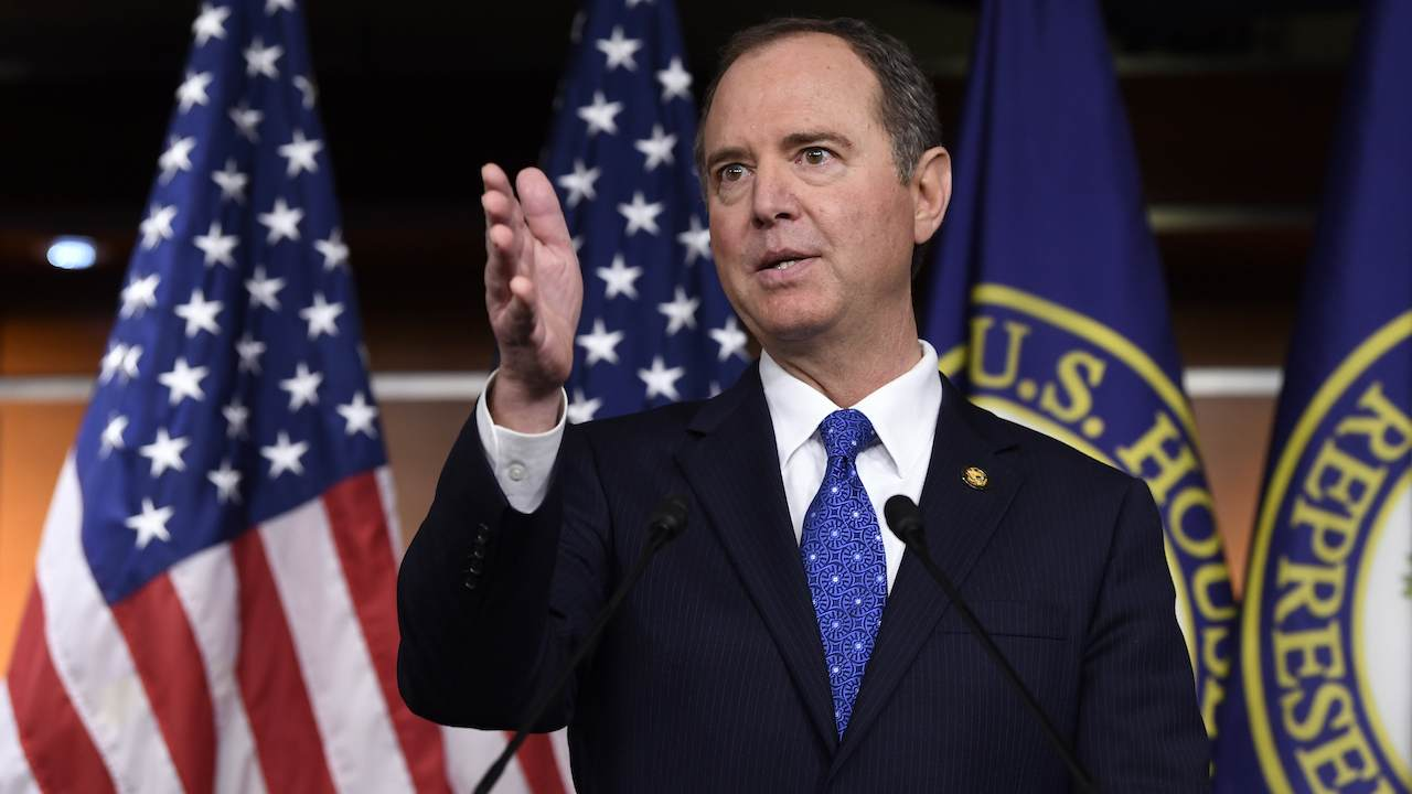 Schiff: The Kremlin Pushed This 'Smear Campaign' Against Joe Biden