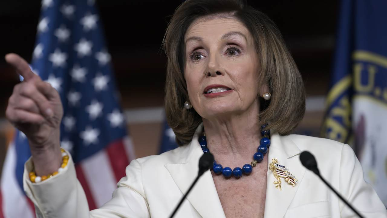 Pelosi Spins Her 'Impromptu' SOTU Shredding and Places Blame on... the Media?