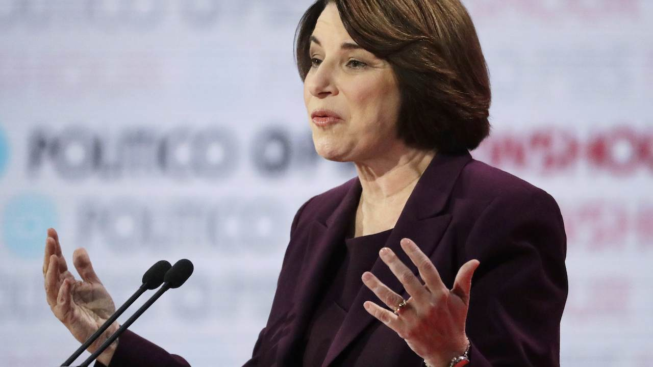 Klobuchar Slams Bloomberg: Stop Hiding Behind Airwaves and Ad Buys