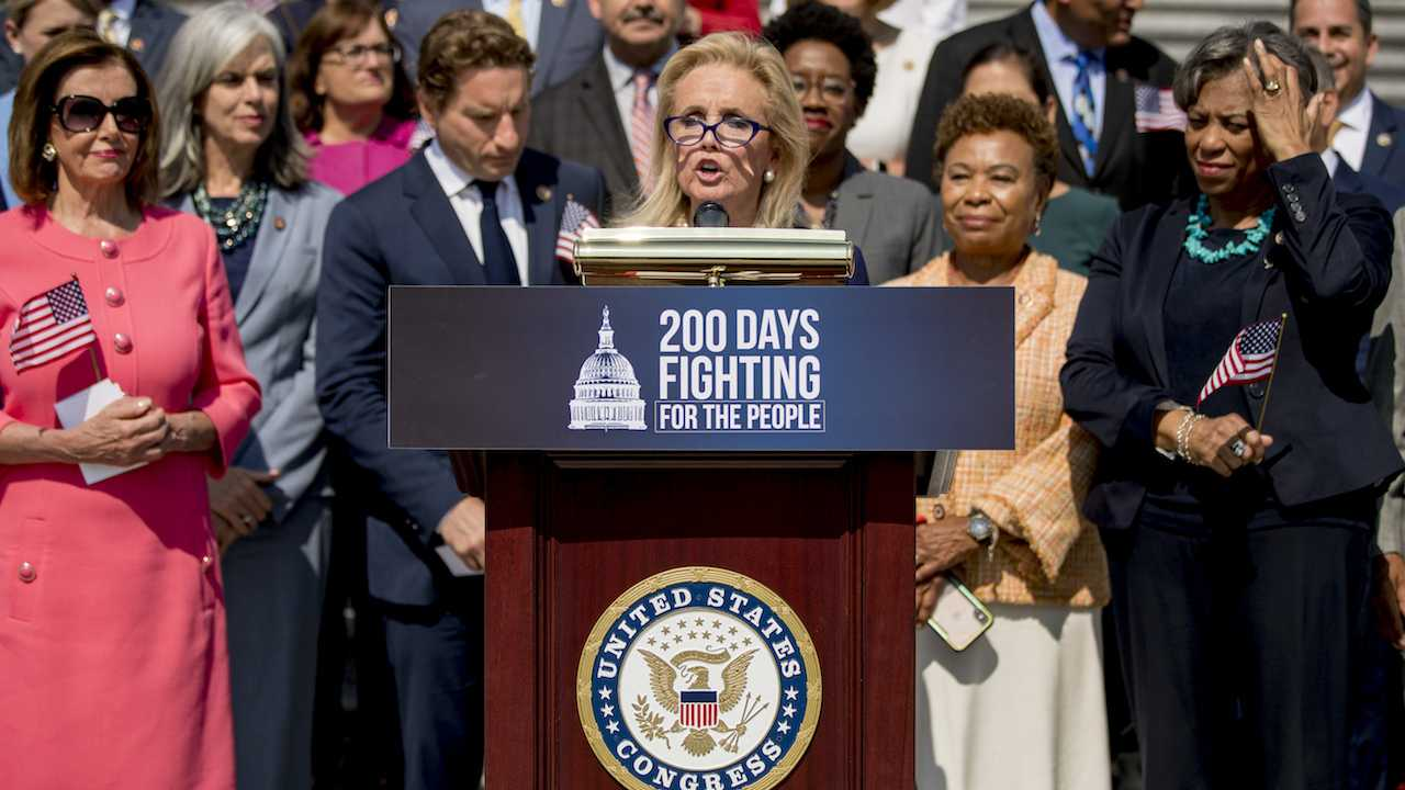 Rep. Debbie Dingell: Our Democracy Is Threatened By GOP 'Causing Chaos' with Impeachment