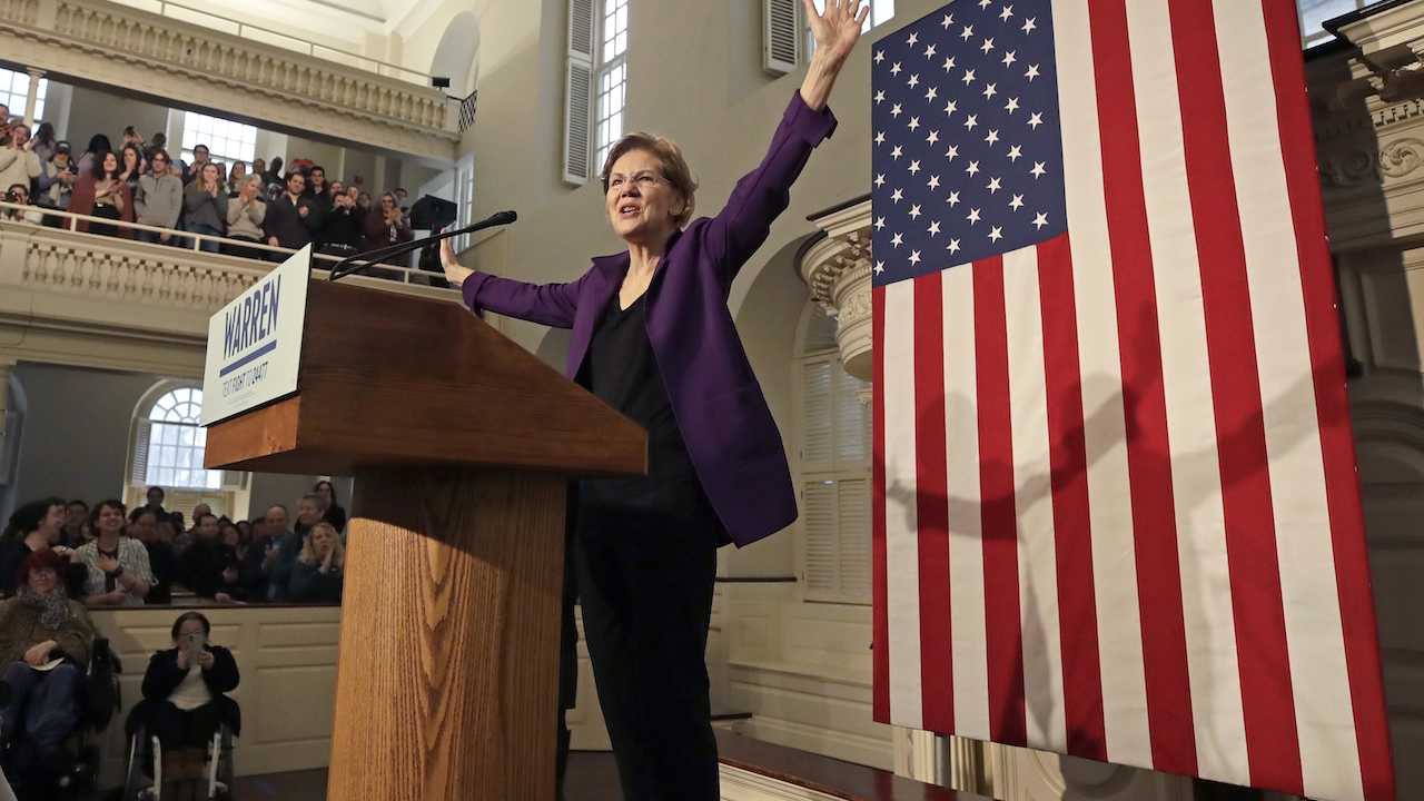 Klobuchar and Warren Swing and Miss at Union Town Hall