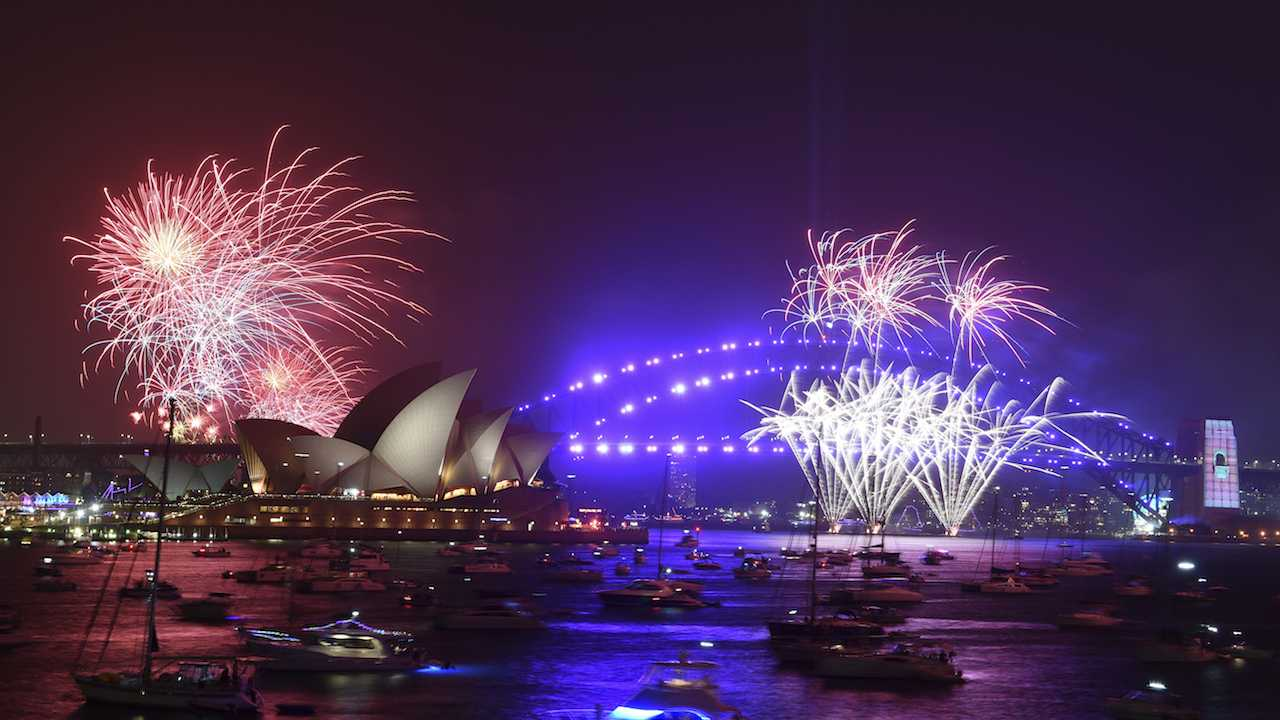 Australians Shocked New Year's Fireworks Continue Despite Catastrophic Fires