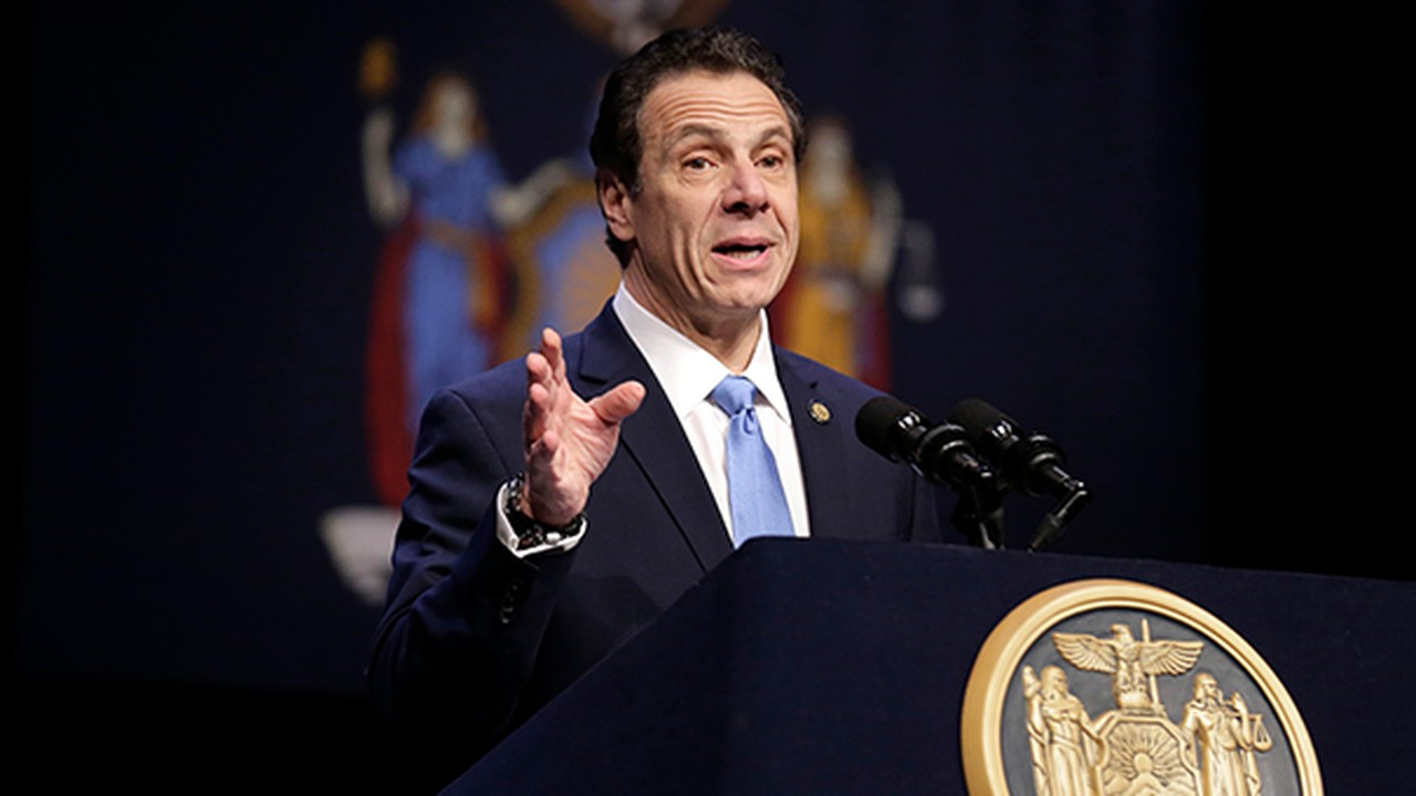 So It Looks Like New Yorkers Blamed Cuomo, Not AOC, for Amazon Loss