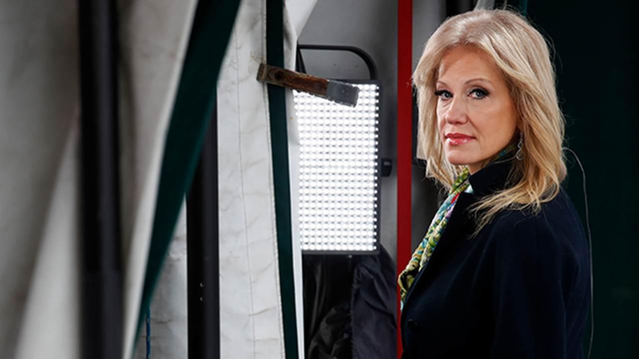 Kellyanne Conway Lights Up Biden's Sexist VP Search