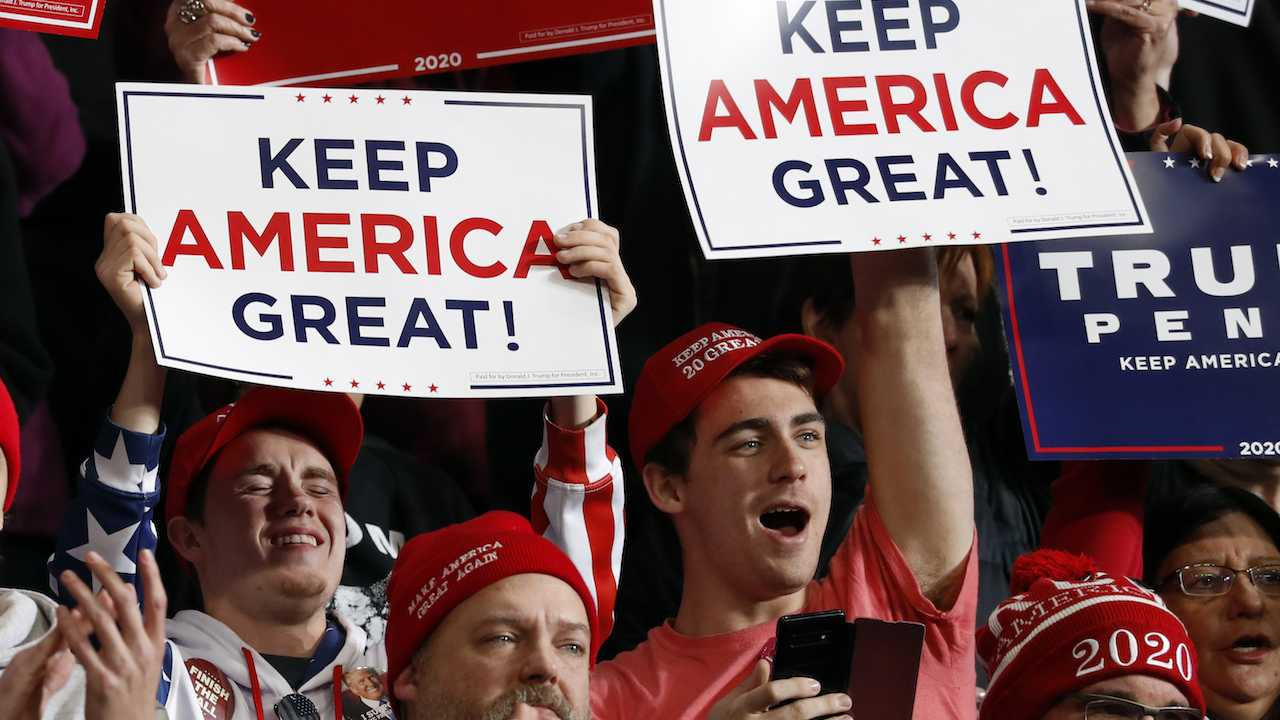 Focus Group Concludes Pennsylvania Voters Support Trump's Iran Move