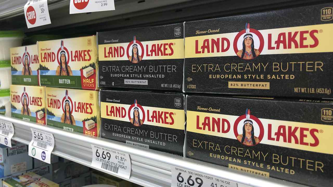 Son of Land O'Lakes Indian Artist: My Dad Was Native American and the Butter Lady Was No Stereotype