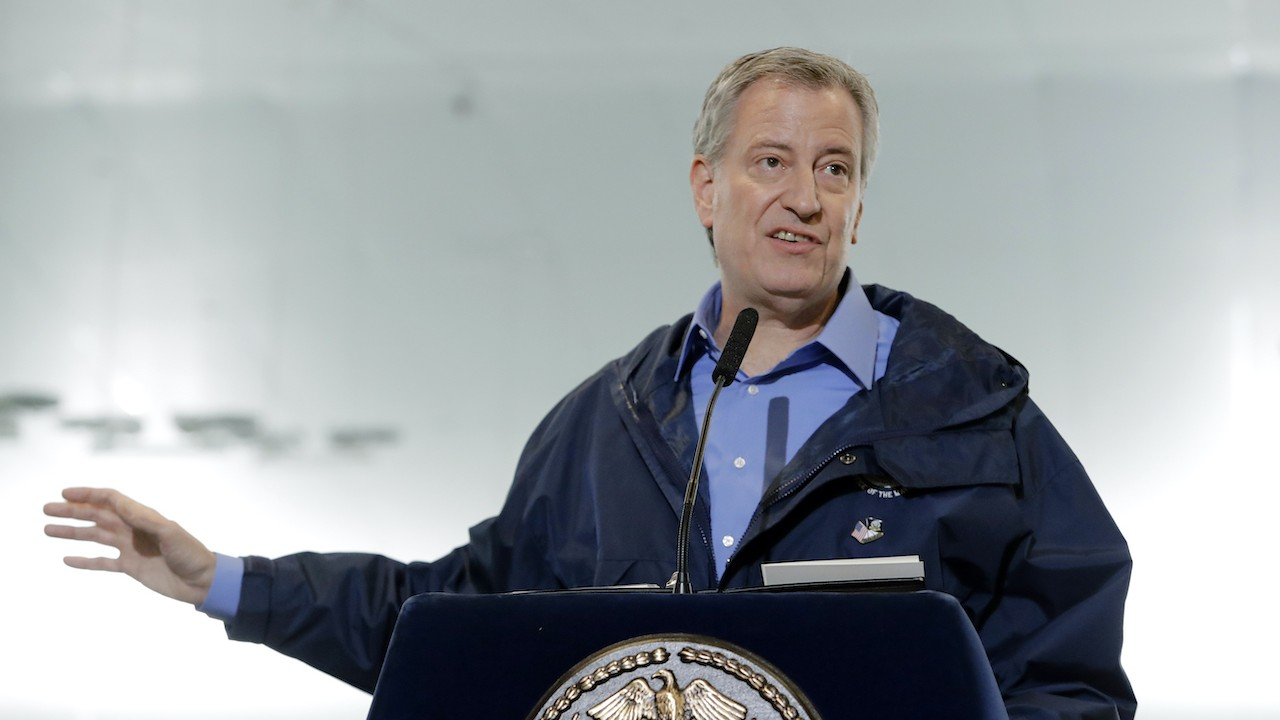 De Blasio's Daughter Arrested During Protests. Here's What He Had to Say About Her.