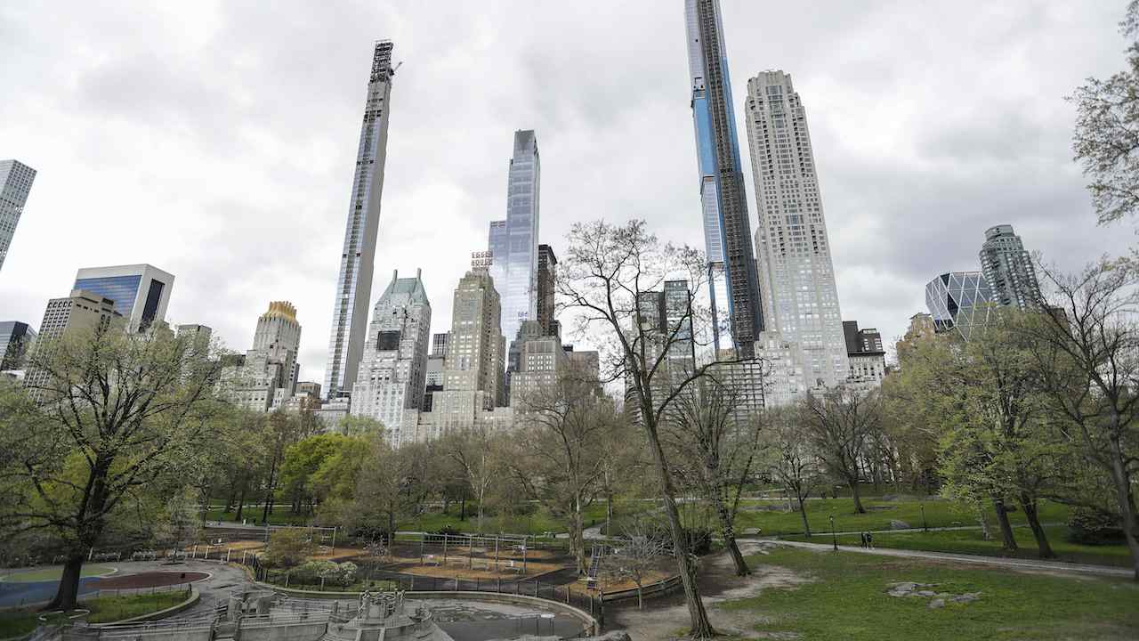 Fact Check the Left: Are We Really Burying Wuhan Coronavirus Victims in NYC's Parks?
