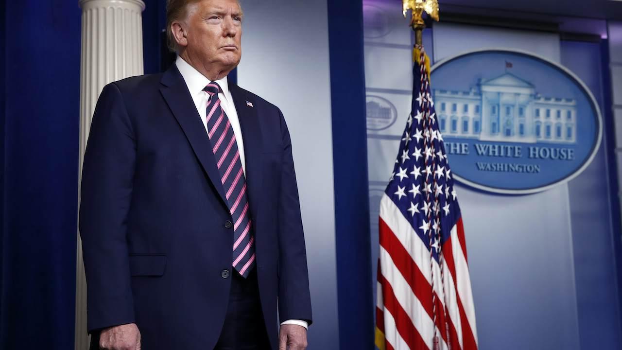 New Trump Ad Capitalizes on Democratic Praise of Trump's Coronavirus Response