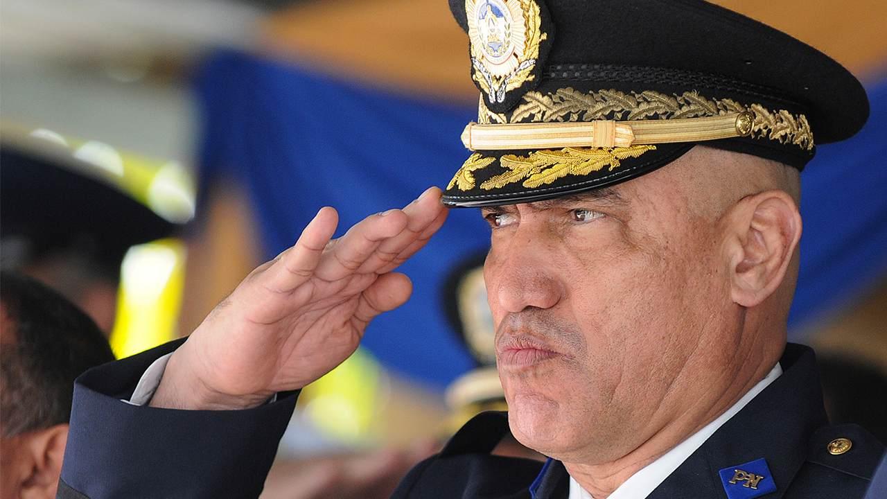 Top Honduran Cop Arrested for Drug Trafficking, Murder