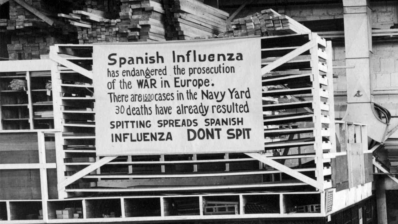 This Woman Survived the Spanish Flu and the Coronavirus - and That's Not All