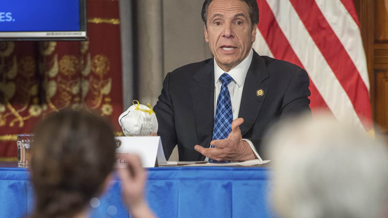 Cuomo: Our New Problem Is Too Much Testing Capacity