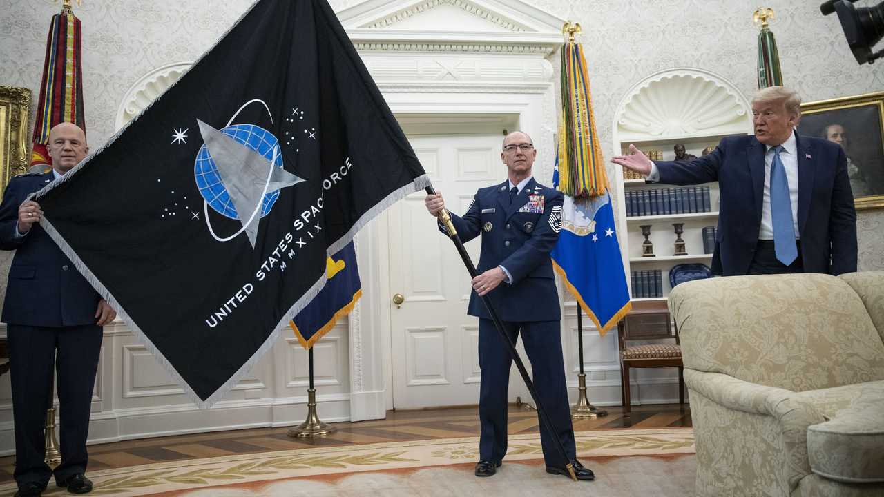 Space Force Drops Powerful New Recruiting Ad