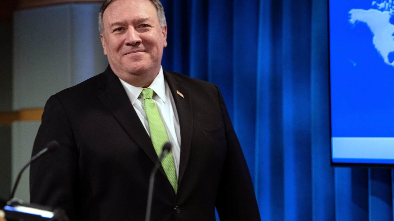 Mike Pompeo Fires Back Against Charge Trump Administration Didn't Do Enough to Press China Over Coronavirus by Rebecca Downs