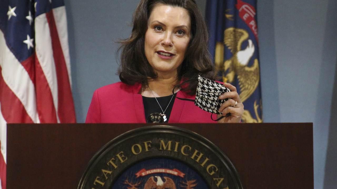 No, Michigan Governor Whitmer Will Not Be Biden's Running Mate