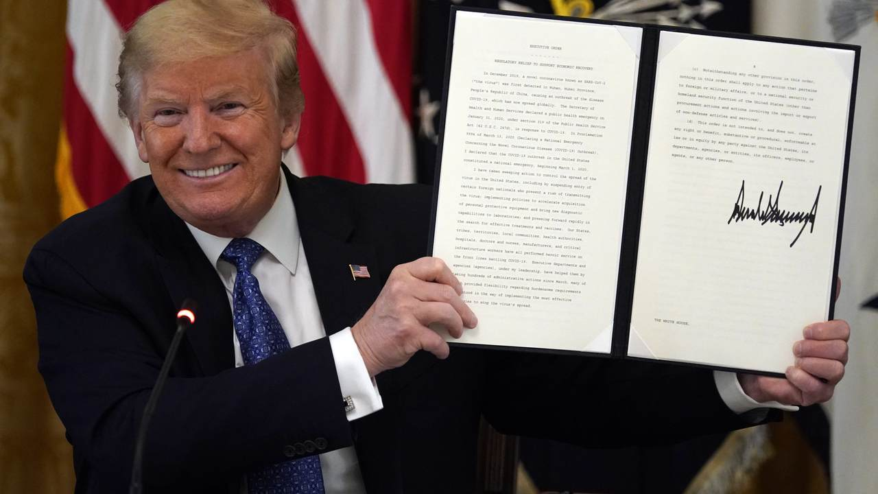 Trump's New Order to Squash Regulations Will Make Us All More Free