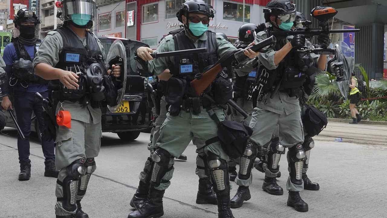 U.S. Officially Deems Hong Kong No Longer Autonomous