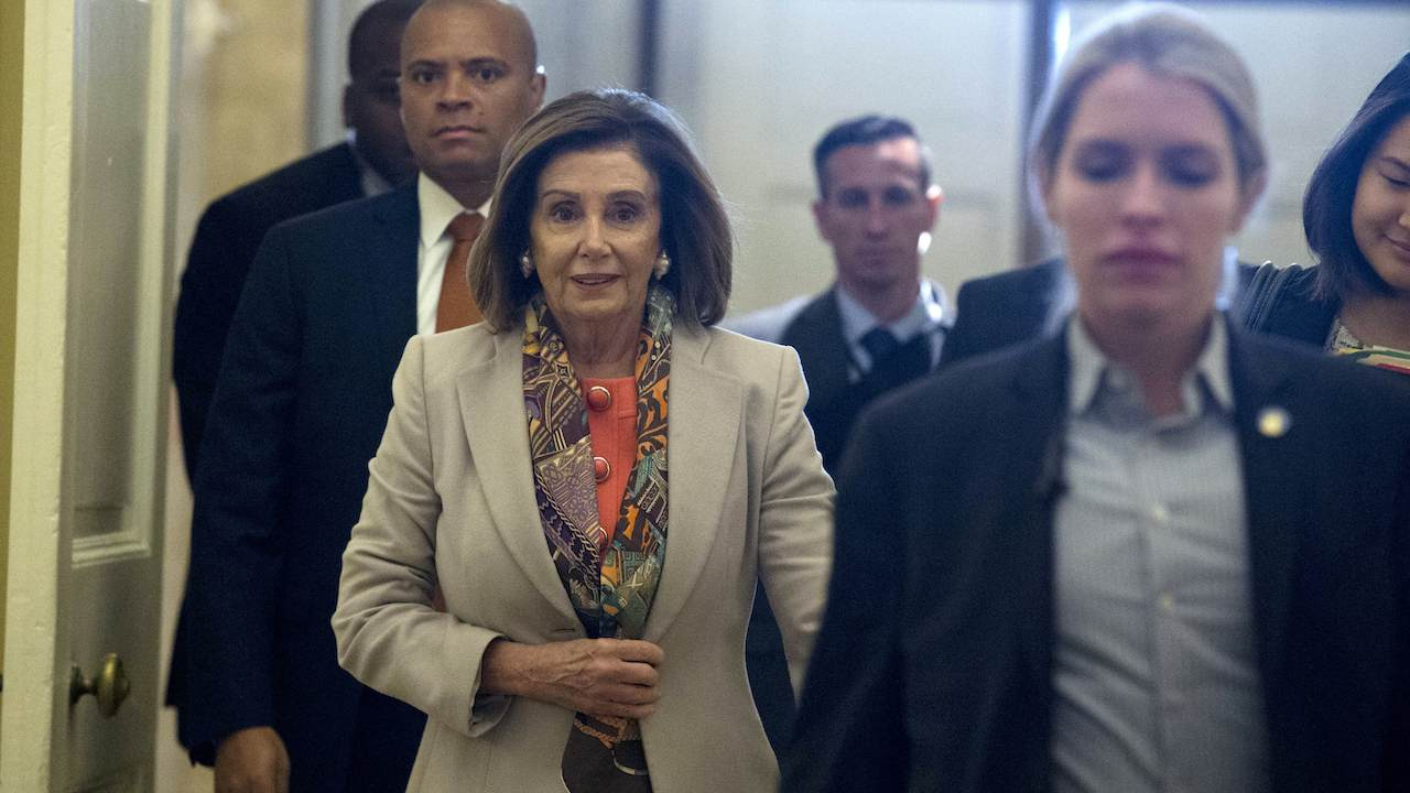Leader McCarthy Notes Some Context About Pelosi's Impeachment Timeline