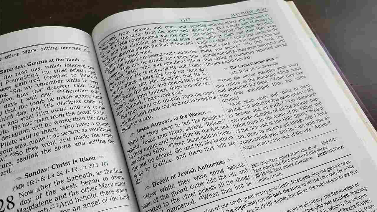 A Quick, Compelling Bible Study Vol. 20 – 'St. Michael the Archangel' Edition