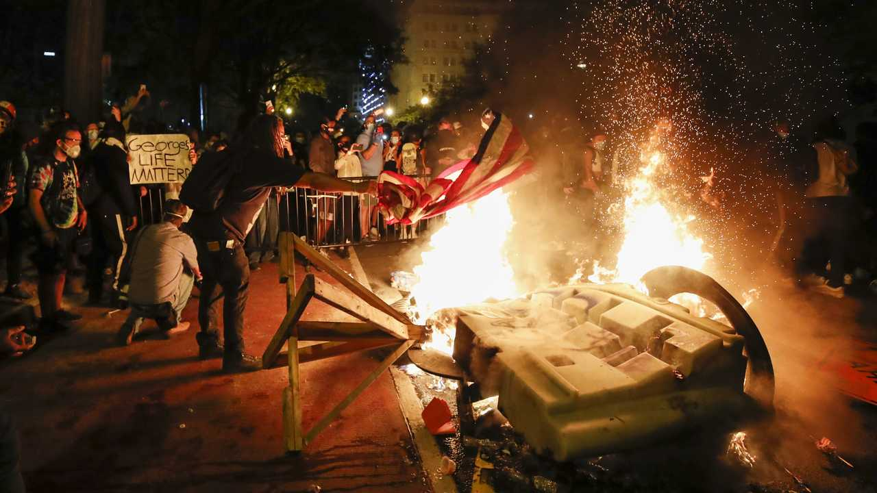 The Liberal Media Thinks You're Too Dumb to See the Riots For What They Are