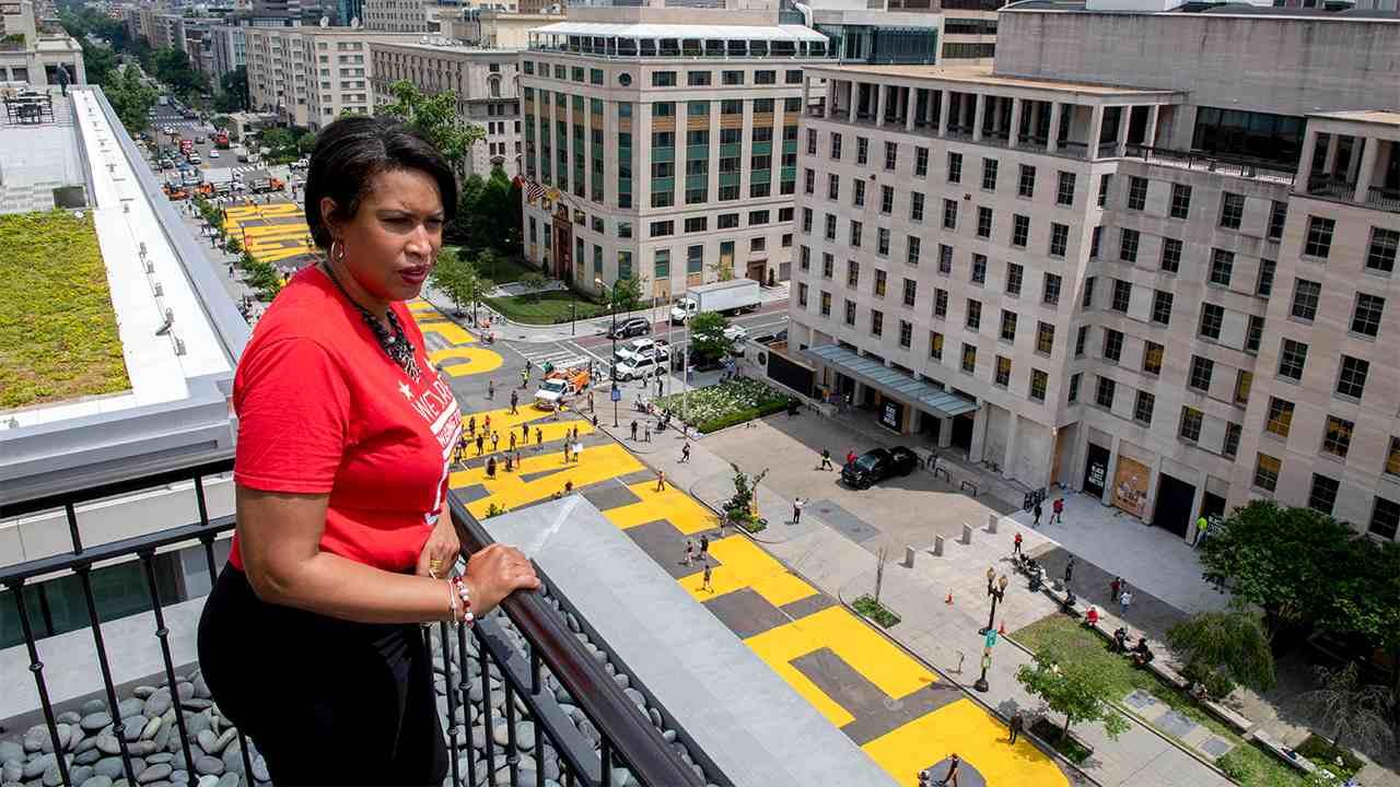 Mayor Bowser Renames Street Near White House, But It's Not Enough for Black Lives Matter