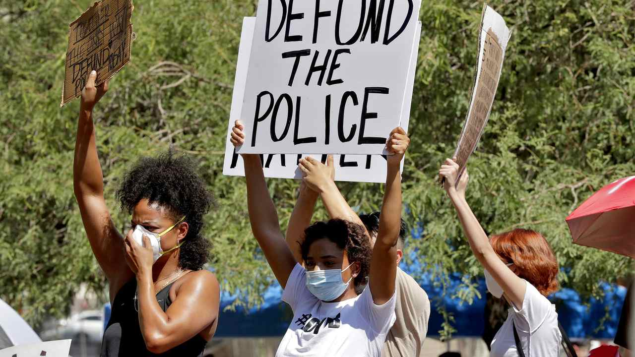 Group of Attorneys General Pen Letter to Lawmakers Citing Dangers of 'Defunding the Police'