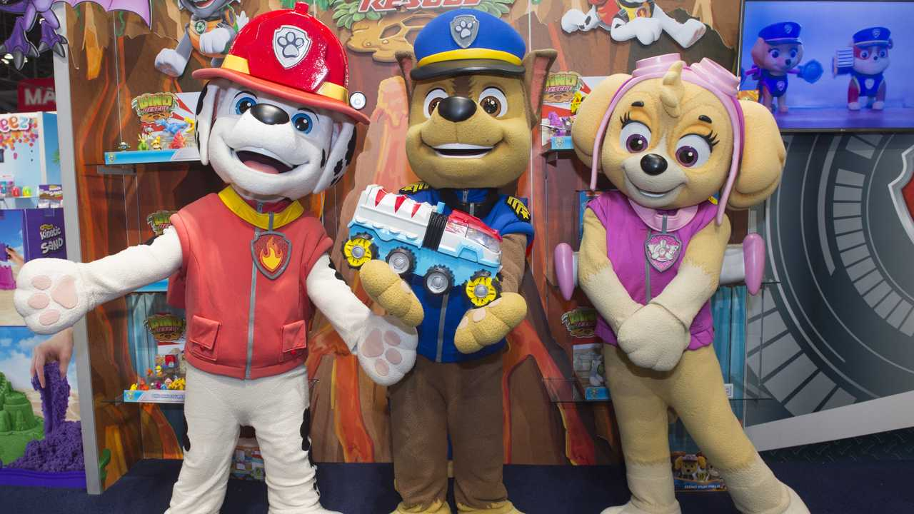 The Outrage Mob Comes for 'Paw Patrol'