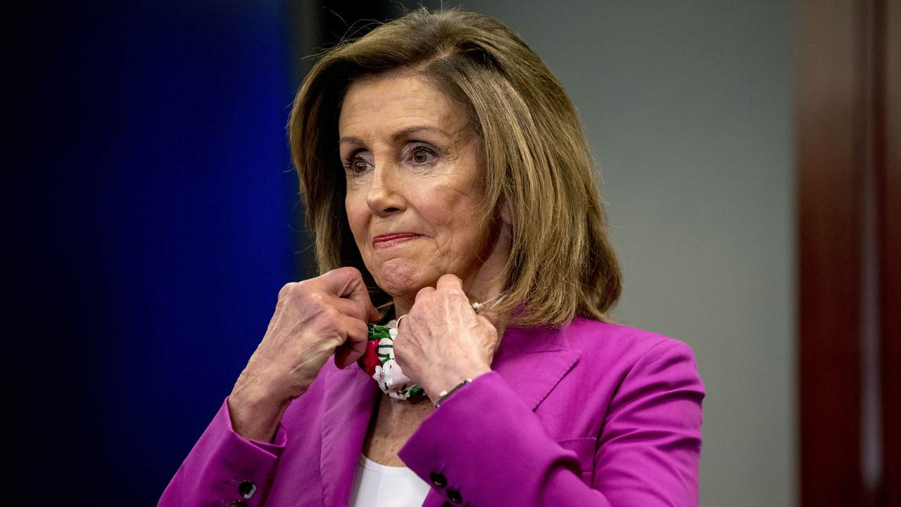 Dems Push Socialist Policies But Remain Insulated from Their Consequences: A Look at Pelosi's Mansion