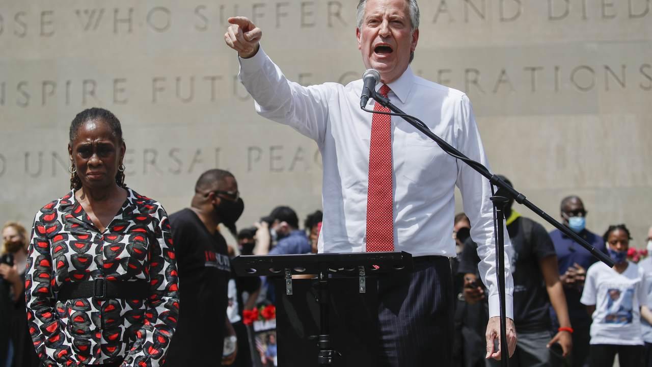 With New York City in Crisis, Mayor De Blasio Has Got to Go
