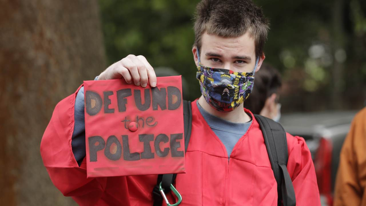 'Defund the Police' Turmoil Rages On, But Many Black Communities Want More Police Protection