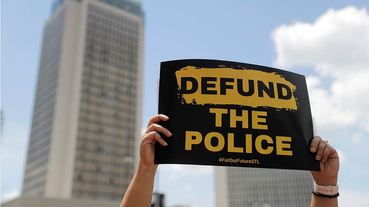 Update: 'Defunding the Police' Not Lookin' So Hot