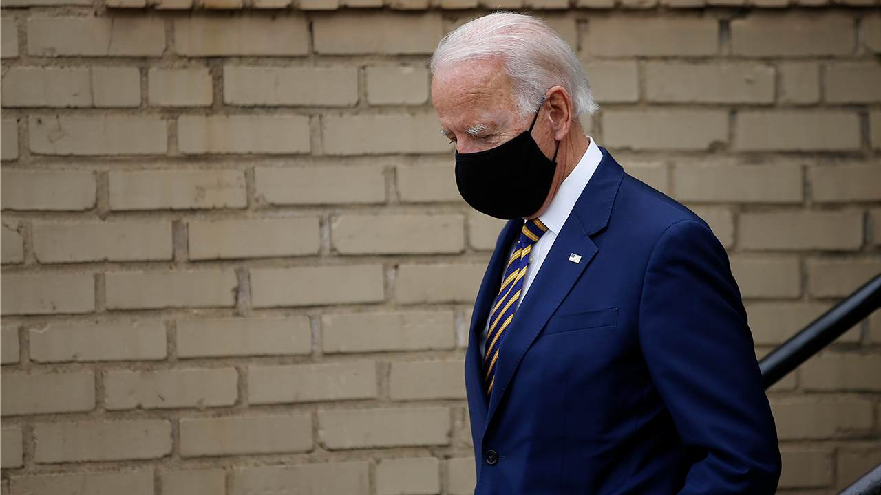 Biden Refuses to Condemn the Liberal Mob in Hopes They Won't Come For Him Next