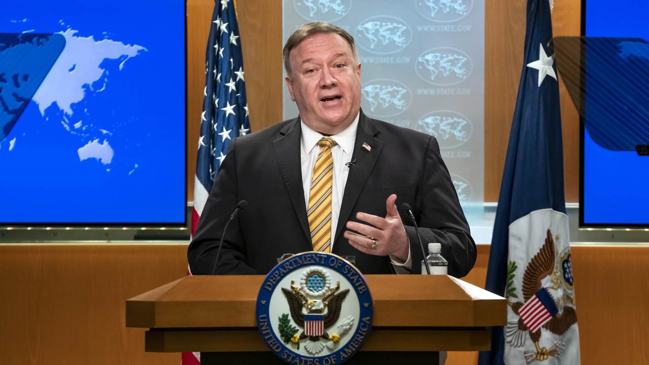 Secretary Pompeo Announces Visa Restrictions on Employees of...
