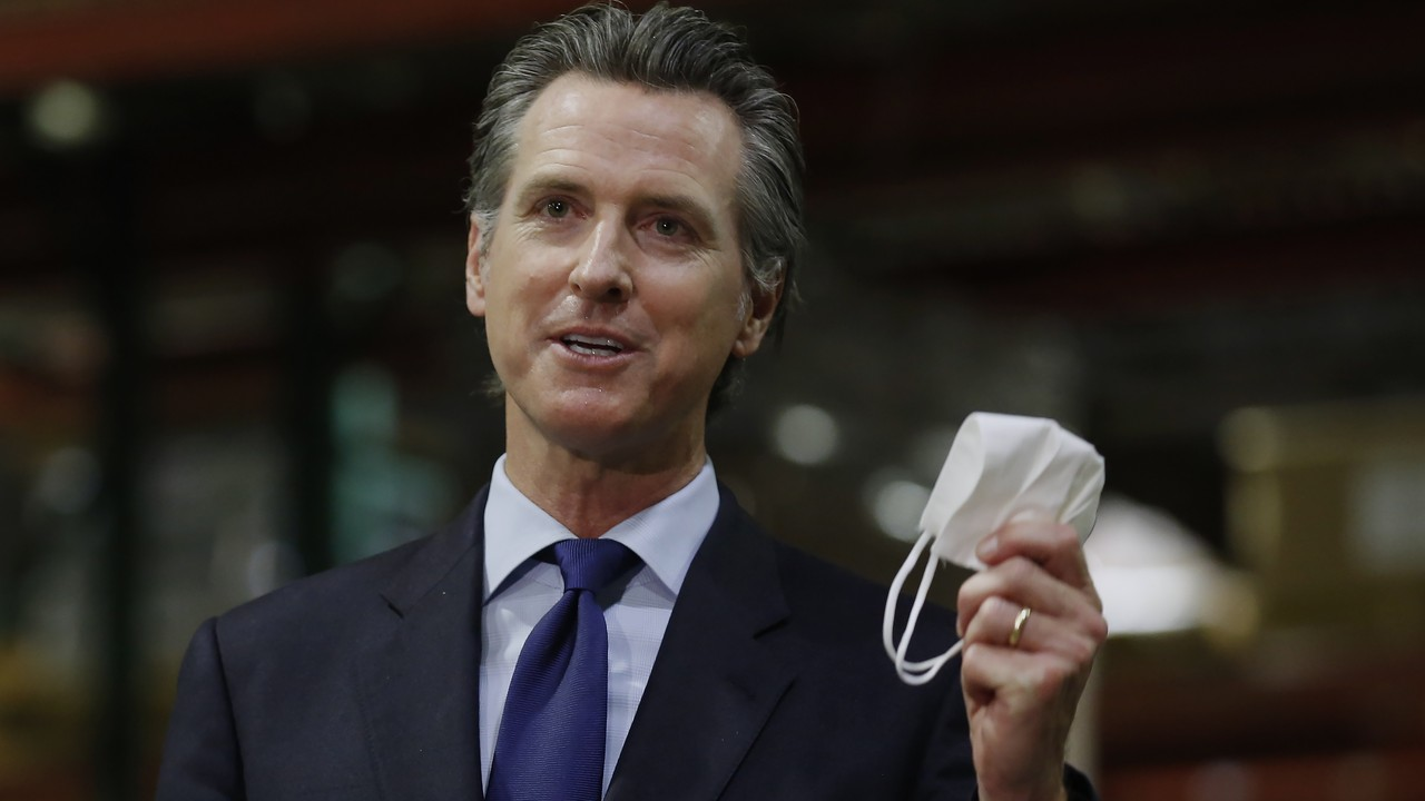 Hmm, Why Is Gavin Newsom Hiding Coronavirus Data from the Public?