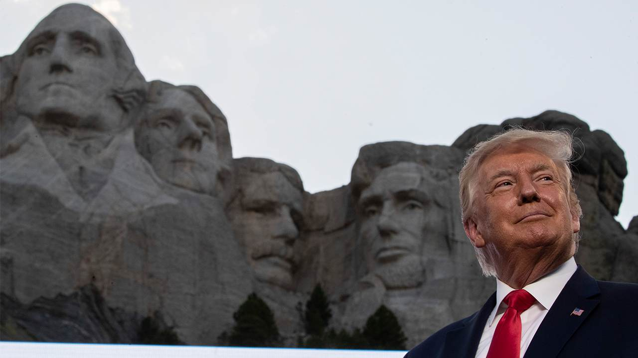 CNN Actually Made an 'Outrageous' Claims List About Trump's Mt. Rushmore Speech...And It's a Trainwreck