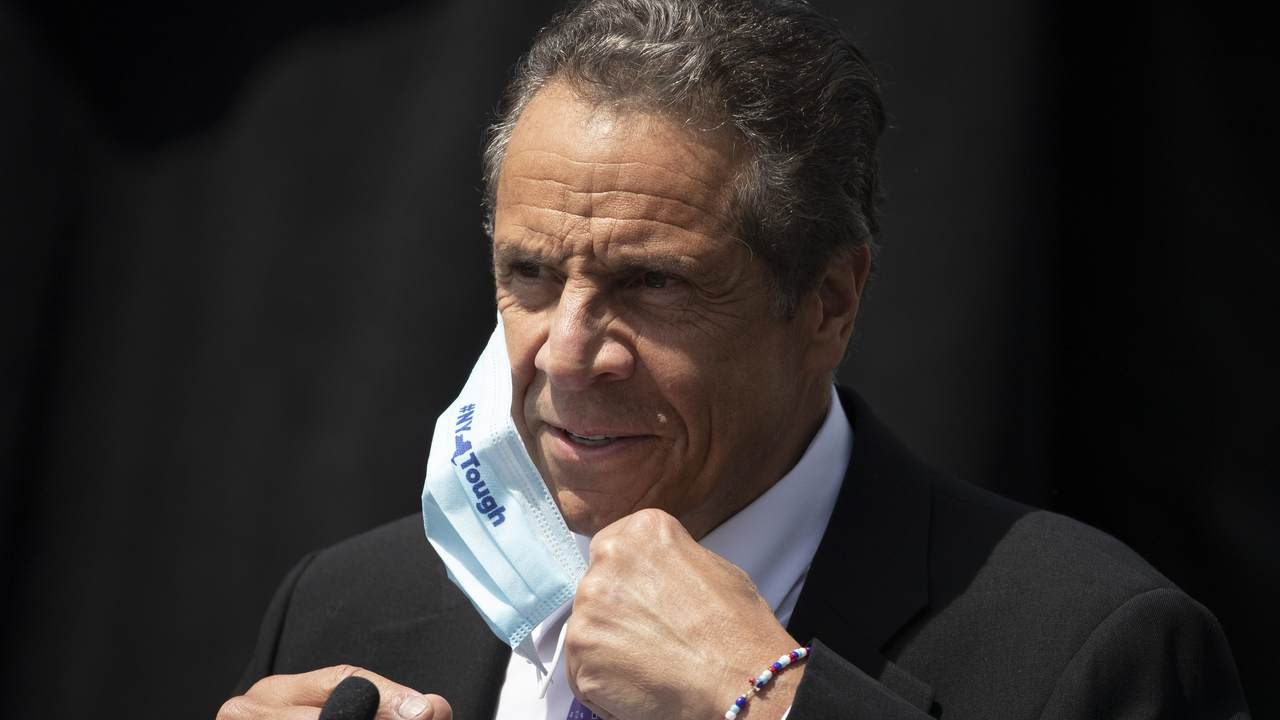 Cuomo: Look, If I Weren't Governor, I Would Have 'Decked' Trump